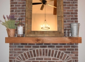 Antique-Brick-fireplace