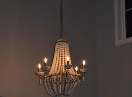 Dinging-Room-wood-beaded-Chandelier
