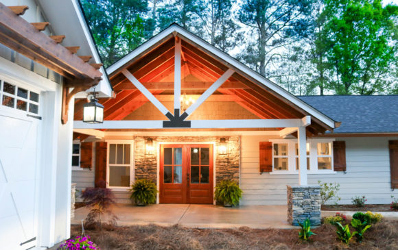Custom Home Builders in Blue Ridge and Ellijay, GA