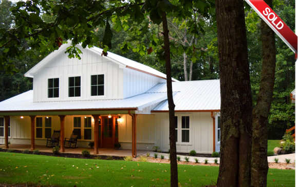 House Builder in Ellijay and Blue Ridge, GA