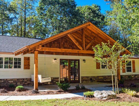 New Construction Homes for Sale in Blue Ridge GA, Ellijay GA