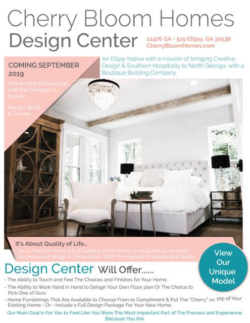 Design Center Flyer